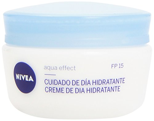 Nivea Aqua Effect Day Cream Spf15 Pnm 50 ml