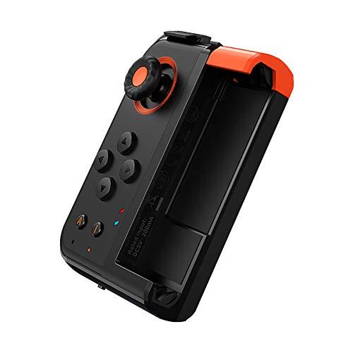 PGODYQ Einhand-Gamepad, leicht zu tragender Gamecontroller, drahtloser Gamecontroller, kompatibel: Android-Handys