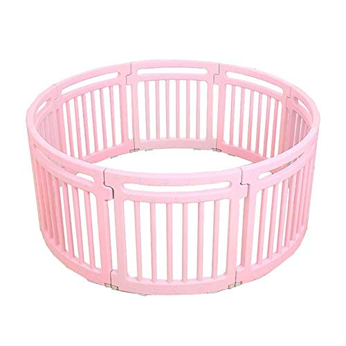 Lowest Prices! Playpen Kids Baby Playpen Kids Activity Centre Safety Play Yard, Foldable Portable Ro...
