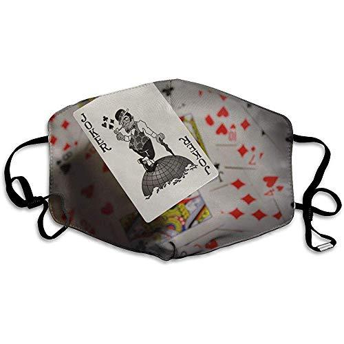 Mond Mask Card Anti-stof Mond-Muffel, Wasbaar Herbruikbare Vakantie Half Gezicht Maskers-8 W0-7 RXT