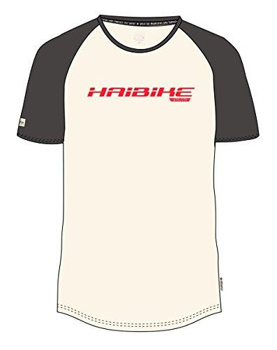 HAIBIKE T- Shirt Guido Homme, Beige, XL