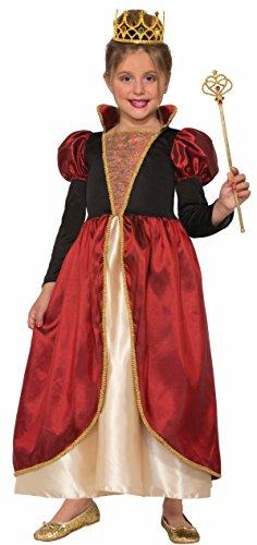 Forum Novelties Kids Medieval Countess Costume, Multicolor, Small