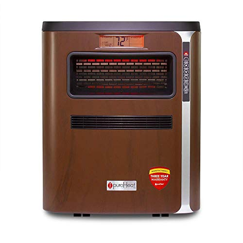 pureHeat 3-in-1 - Energy Efficient Heater/ Purifier/ Humidifier