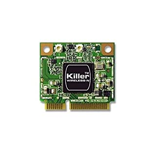Bigfoot Networks KillerN-1202 Notebook Wireless Card (B008H5V9ZU) | Amazon price tracker / tracking, Amazon price history charts, Amazon price watches, Amazon price drop alerts