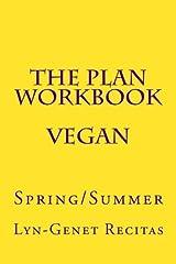 The Plan Workbook Vegan: Spring/Summer Paperback