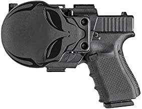 Alien Gear holsters SS OWB Paddle Holster Holster for a Glock 17 (Right Handed)