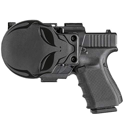 Alien Gear holsters SS OWB Paddle Holster Taurus PT111 Millennium G2 (Left Handed)
