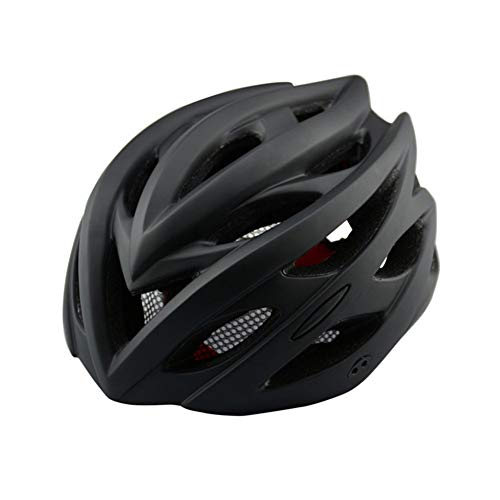 Achterlicht Mtb Fiets Helmen 6 Led Ultra-Heldere Achterlicht Fiets Helm Mountainbike integraal gegoten Fietsen Helmen