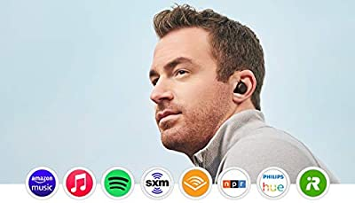 All-new Echo Buds (2nd Gen) | Wireless earbuds with active noise cancellation and Alexa | Black from Amazon