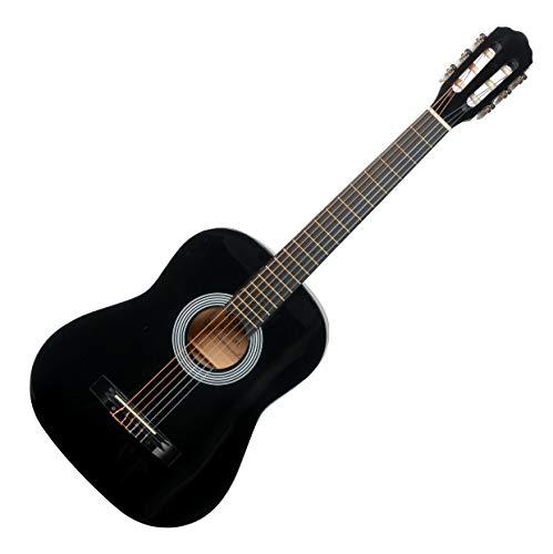 Guitarra rocio c16 (3/4) 90 cms negro