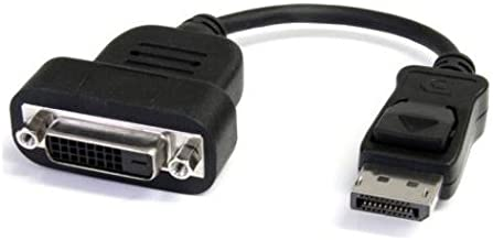 Active DisplayPort to DVI Adapter Cable Eyefinity Multi-Screen Support-DVI-D Single Resolutions