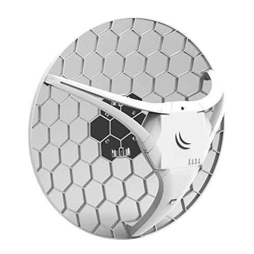 MikroTik LHG LTE kit LHG 2G/3G/4G/LTE CPE, RBLHGR&R11e-LTE (LHG 2G/3G/4G/LTE CPE 17dBi 25ø Antenna, 1xEthernet, 1xSIM, 650MHz CPU, 64MB RAM, International Bands, PoE and PSU)