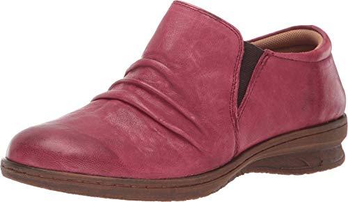 Comfortiva Florian Women's Slip On 6 C/D US Red