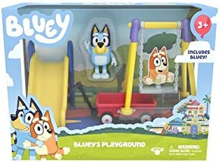 Bluey Mini 25% OFF Playset Series - Free shipping on posting reviews 3