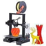 TKSE Impresora 3D, Plataforma de impresión 3D, Kit de Impresora 3D Profesional de Alta precisión en línea Fuera de línea 180 mm/s Plataforma de impresión rápida(ME)