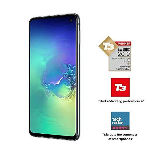 Samsung Galaxy S10e 128GB Single SIM Prism Grün Britische Version
