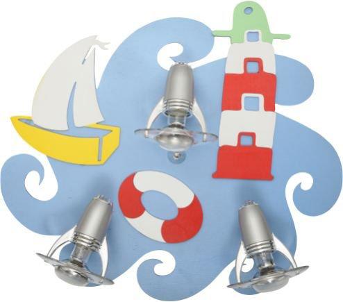 SAILOR III Lampada per bambini Bambini luce Lampadari Lampada a sospensione