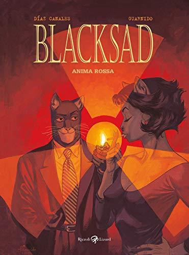 Anima rossa (Blacksad Vol. 3) (Italian Edition)