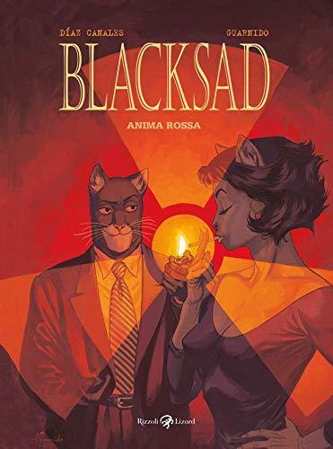 Anima rossa (Blacksad Vol. 3) (Italian Edition)