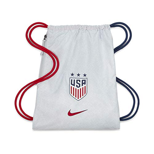 Nike USA 2019 Stadium Sackpack - White