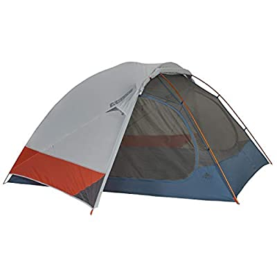 Kelty Dirt Motel 4 Person Lightweight Backpacking and Camping Tent (Updated Version of Kelty TN Tent) - 2 Vestibule Freestanding Design - Stargazing Fly, DAC Poles, Stuff Sack Included
