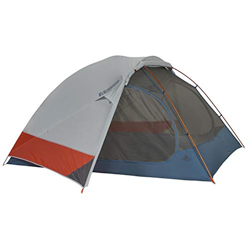 Kelty Dirt Motel 4 Person Lightweight Backpacking and Camping Tent (Updated Version of Kelty TN Tent) - 2 Vestibule Freestanding Design - Stargazing...