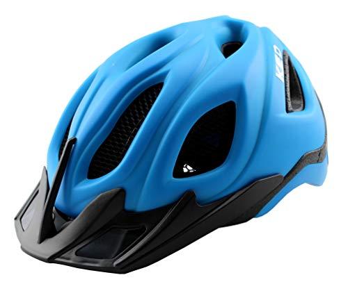 K-E-D KED Certus/Pro/K-Star Fahrradhelm - (M, Blue)