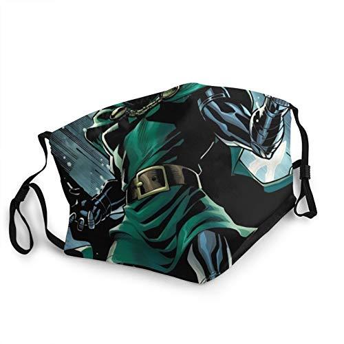 Custom made Doctor Doom máscara de la Cara Reutilizable, pañuelos, pañuelos, pañuelos, protección contra el Polvo, pasamontañas, Protector Facial, Bufanda Escudo para Pesca Ciclismo