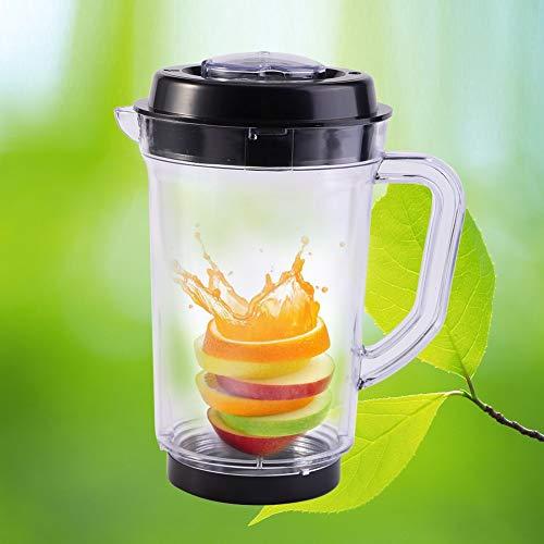 GWFVA Multifunktions-Entsafter-Maschine, großer Einzugsschacht Leicht zu reinigen, schneller Extrakt Verschiedene Obst- und Gemüsesaft, Tropfschutz, BPA-frei, für Zuhause/Küche