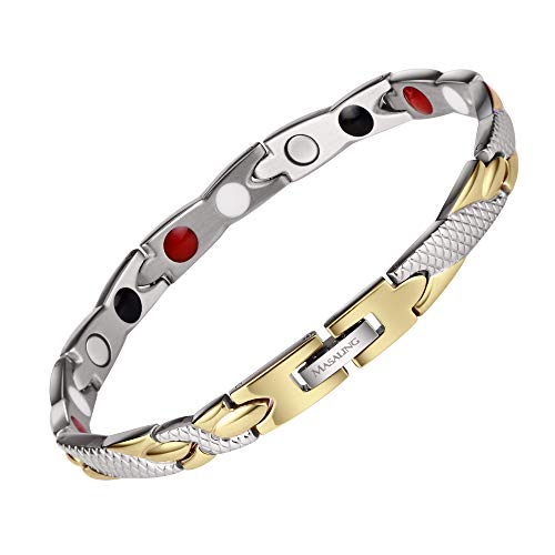 Silber Modeschmuck sport Gesundheit Armband germanium bracelet Farbe