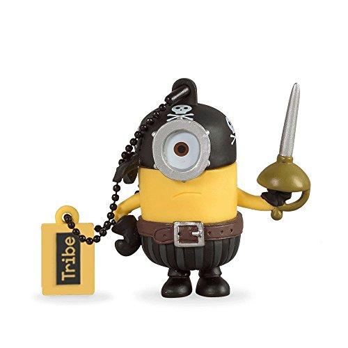 Tribe Los Minions Despicable Me Eye Matie - Memoria USB 2.0 de...