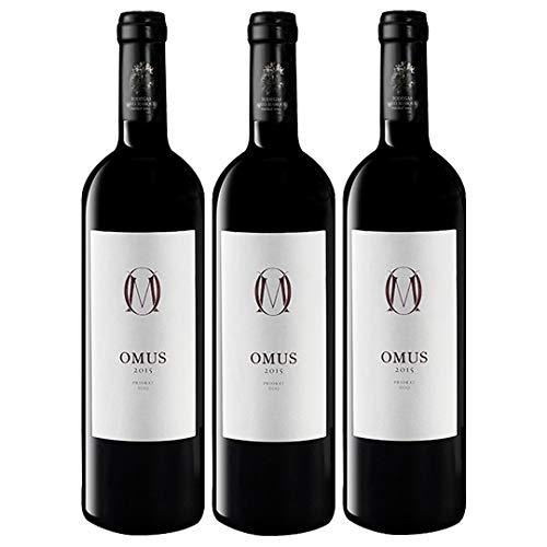 Vino Tinto Omus 2015 | Toto Marques | D.O.Q Priorat, Tarragona, Catalonia | Garnache Tinto, Cariñea, Syrah, Cabernet Sauvignon