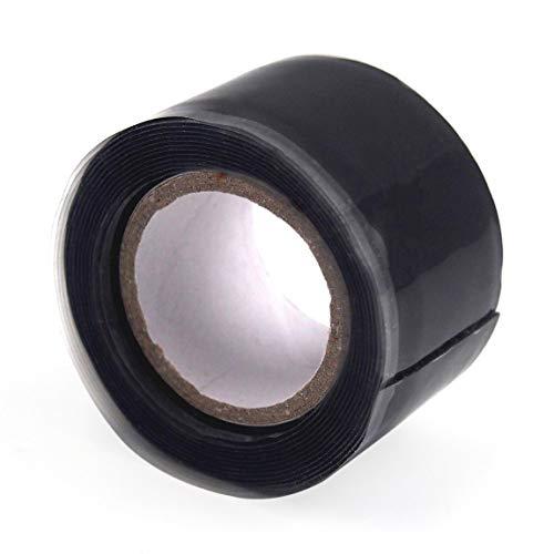 SeniorMar-UK Hochleistungs-wasserdichtes Silikonreparaturband Praktisches selbstklebendes Reparaturklebeband Fixierrettungsband Drahtschlauchband