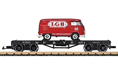 LGB 40597 Modelleisenbahn-Waggon, Spur G