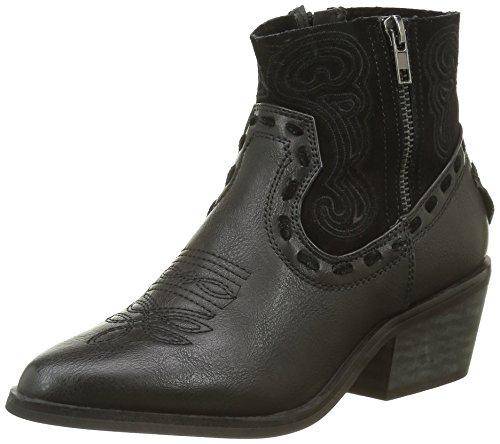 Coolway Bady, Zapatillas de Estar por casa para Mujer, Negro (BLK), 38 EU