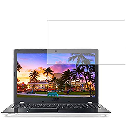 Vaxson 3 Stück Schutzfolie, kompatibel mit Acer Aspire E15 E5-576-N78GW 2018 15.6