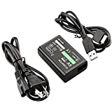 PS Vita Charger, AC Adapter Wall Charger Compatible with Sony Playstation Vita 1000 (Only Compatible with PSV 1000)