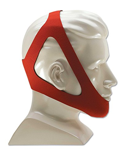 CPAP Chinstrap in Ruby - Medium