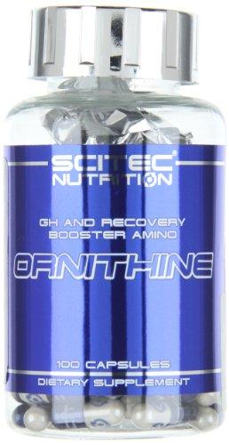 Scitec Nutrition Amino Ornithine, 100 Kapseln