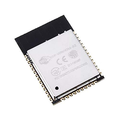 Jessicadaphne ESP32 ESP-32 ESP32-S Módulo inalámbrico de ESP-WROOM-32 con 32 Mbits de PSRAM IPEX/ESP-32S con 4MB Flash