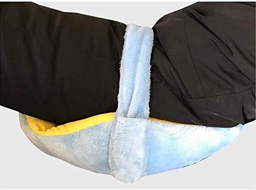 WANGPP Cubierta del Codo, Suave y cómodo Codo Protect Manga Ajustable Cojín antiescaras Coderas Alivia la presión fácil de Limpiar 10.17 (Size : 1PCS)