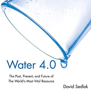 Water 4.0 audiobook cover art