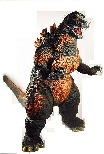 Godzilla Bandai 1995 Burning Godzilla Figure Without Tag