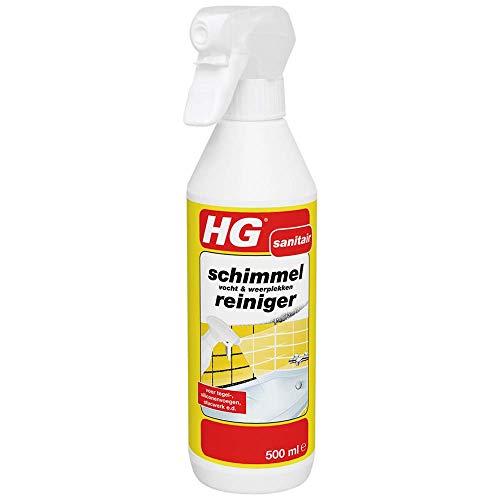 HG Schimmel Vernichter, beseitigt Schimmel aller Art hygienisch und gründlich, 500 ml