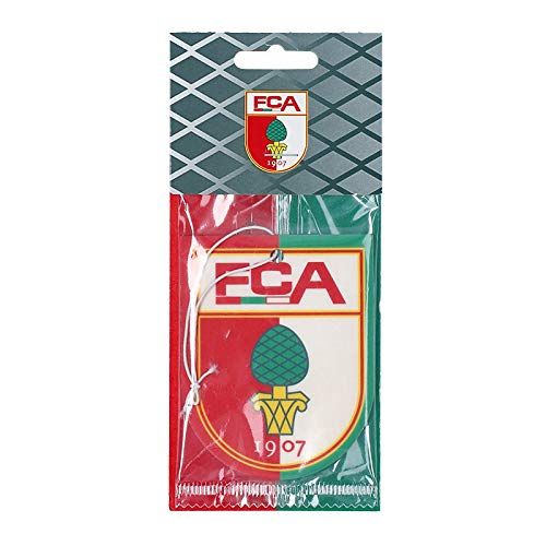 FC Augsburg Auto-Lufterfrischer Wappen Weiss