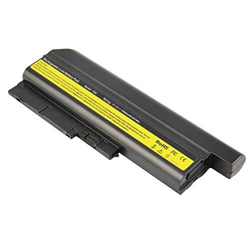 ASUNCELL Laptop Battery for ThinkPad T60 T60P T500 R500 R60 SL500 SL300, ThinkPad T61 T61P R61 R61i 14.1'Standard Screen£ThinkPad T61 T61P R61e R61i R60e R61(15.4'Widescreen)
