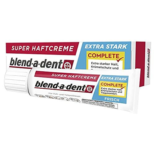 Blend-a-dent Complete Extra Stark Frisch Super-Haftcreme, 47g