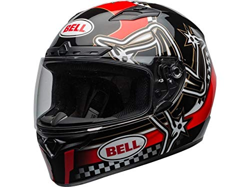 BELL HELMET QUALIFIER DLX MIPS ISLE OF MAN 2020 RED/BLACK/WHITE XS