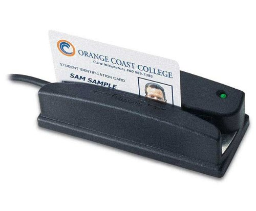 ID TECH WCR3237-700US S 414 USB,BAR CODE ONLY, I/R (KYBD EMULATION) ID Tech Omni WCR3237 700US Combined Barcode and Magnetic Stripe Reader