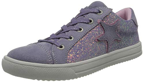 Lurchi SINJA Sneaker, Lilac, 33 EU
